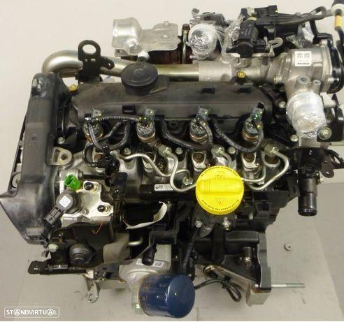 Motor Renault Clio IV Kangoo 1.5DCI 90CV - K9K609 - 40.000KM