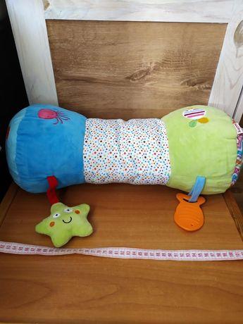 Валик. Розвиваюча іграшка для маленьких дітей.