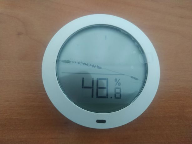 Метеостанция Xiaomi MiJia Temperature & Humidity Monitor (LYWSDCGQ/01Z