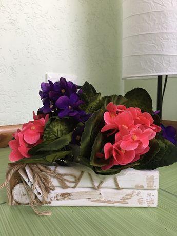 Цветы букет декор