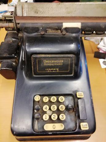 Máquina de calcular elétrica