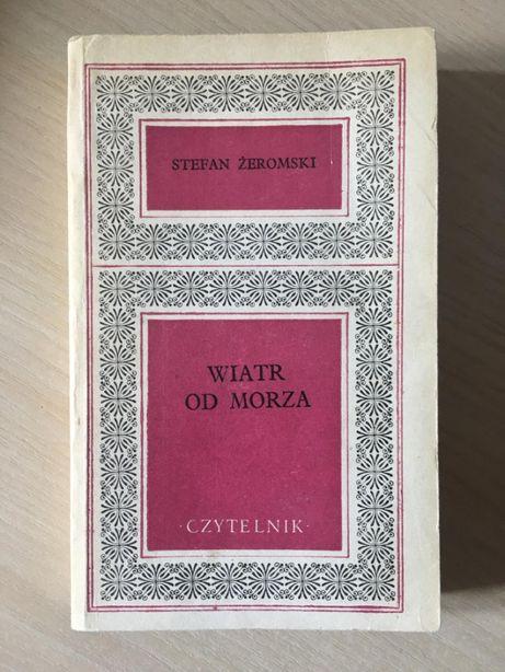 Wiatr od morza Stefan Żeromski Czytelnik 1973