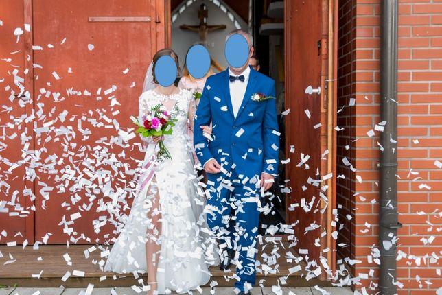 Suknia ślubna 36 Vanilla Sposa Baira
