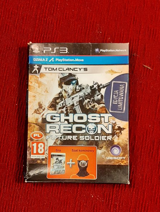 Ghost Recon Future Soldier - PS3 nowa Kraków - image 1