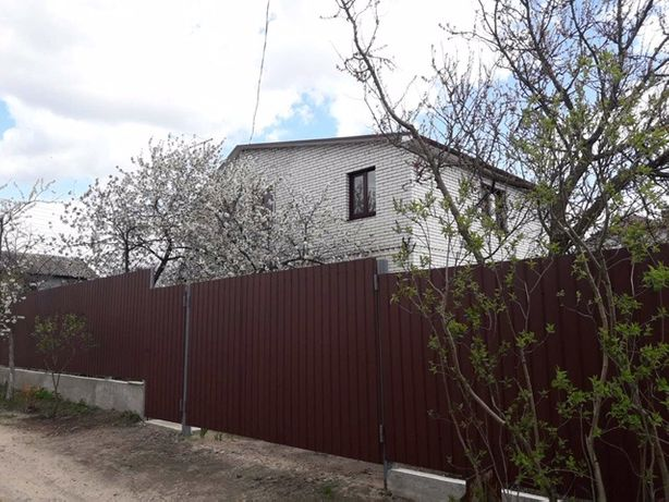 Сдается двухэтажный дом в Глевахе