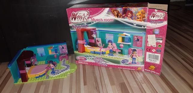 Klocki Cobi Winx - lego + GRATIS