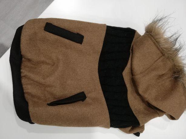 Ubranko płaszczyk dla pieska nowy