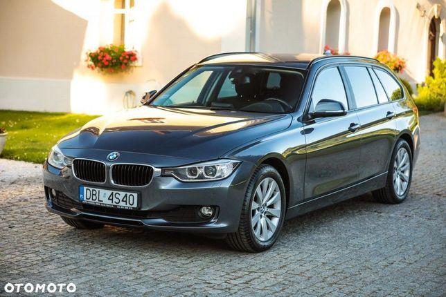 BMW Seria 3 BMW 320d 2014r automat navi bi xenon x drive nowy rozrząd