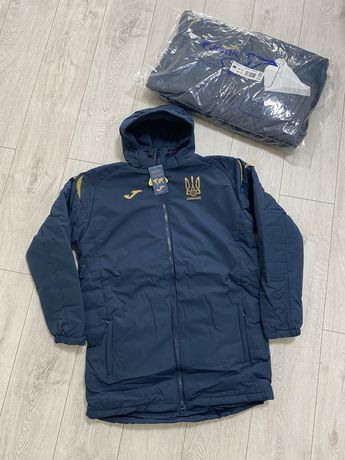 Joma куртка парка сборной Украины Nike adidas