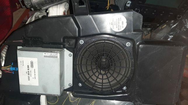 Subwoofer Audi A4 b6 1.9 tdi 130 KM