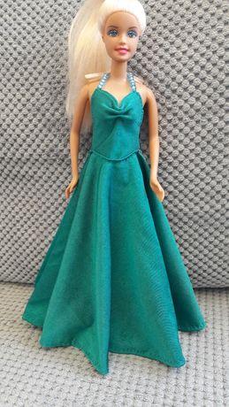 Sukienki ubranka dla lalki Barbie szyte ręcznie