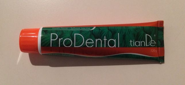 Pasta do zębów Pro Dental tianDe (120g, bez fluoru)