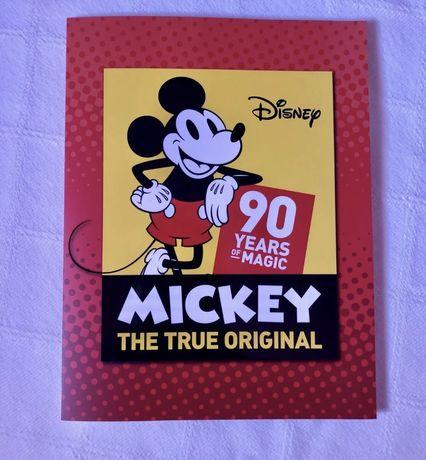 MICKEY Selos 90 anos de Magia | Edição Limitada e Completa
