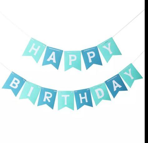 Baner urodzinowy