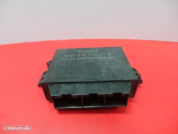 Modulo Dos Sensores De Parque Renault Master Iii Caixa (Fv)