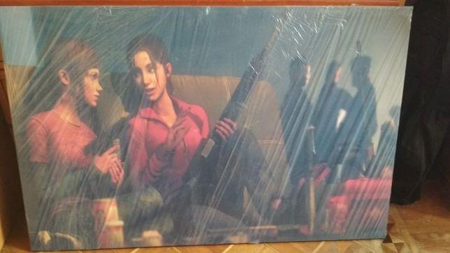 Картина Left 4 Dead / Last of Us