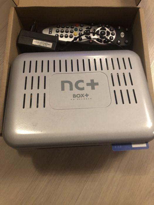 Dekoder telewizja nc+ na kartę Radomierzyce - image 1