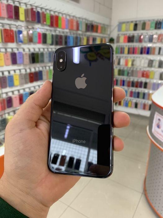 IPhone X 256гб / ГАРАНТІЯ Гайсин - изображение 1