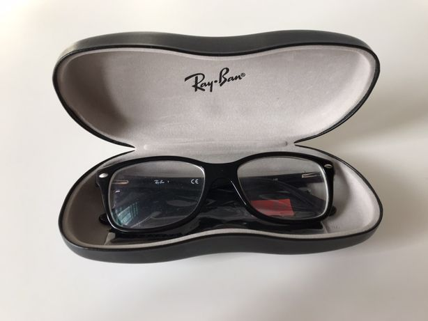 Okulary ray ban nowe czarne