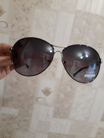 Сонцезащитные очки 500 рублей