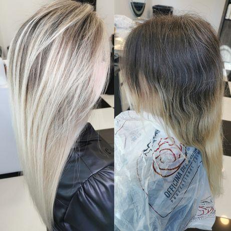 Колорист Окрашивание волос любой сложности парикмахер колорист