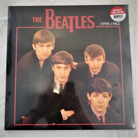 """The Beatles """"1958 a 1962"""" (Edição Com Disco Vermelho)"""