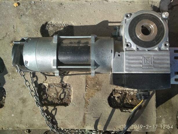 Фланцевый привод Hormann WA 400