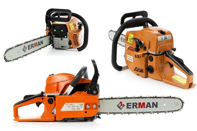 Piła spalinowa Erman model HM5201 Hurt/Detal