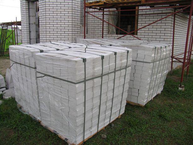 Кирпич белый полуторный производство Куряж