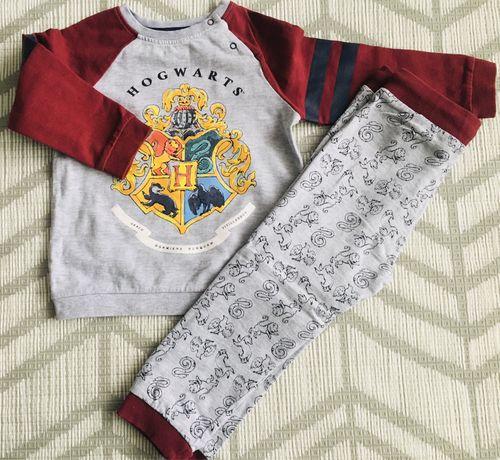 Harry Potter komplet bluza spodnie rozmiar 98