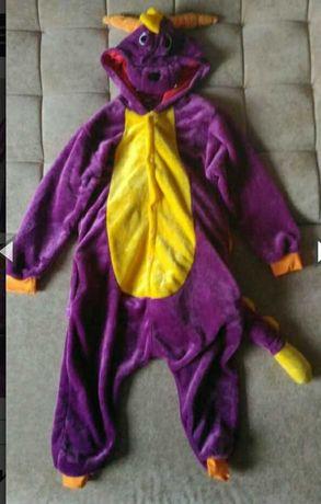 Кигуруми, карнавальный костюм дракона размер на рост 105-110см