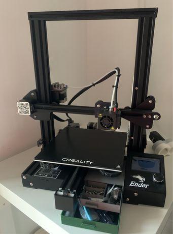 Creality ender 3 pro - impressora 3d