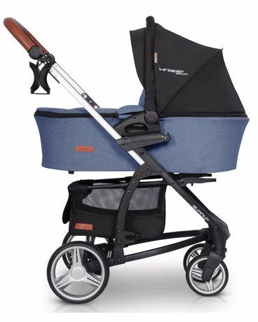 Продам коляску 2 в 1 EasyGoVirage Ecco Denim