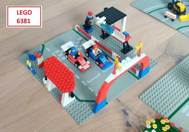 LEGO City Classic: 6381; 6362 + 6651; 6363; 6371; 6683 ...
