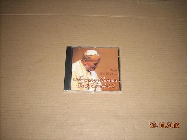 Jan Paweł II Papież Płyty CD DVD VCD o tematyce religijnej