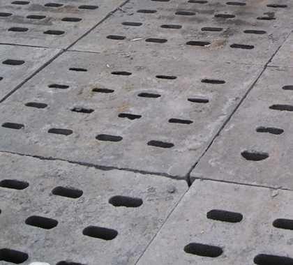Sprzedam płyty betonowe typu YOMB używane