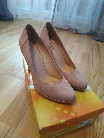 Buty czółenka ( szpilki)
