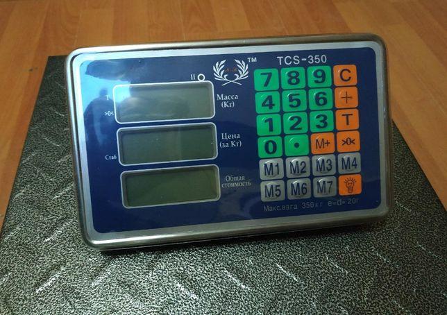 Весы электронные (Вага електронна ) 40 х 50 см