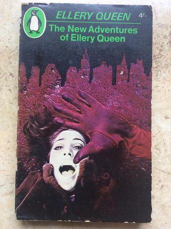 The new adventures of Ellery Queen Penguin Books książka po angielsku