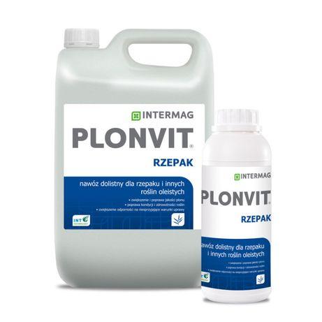 Plonvit rzepak 1l 5l 20l Intermag nawóz dolistny płynny rolniczy