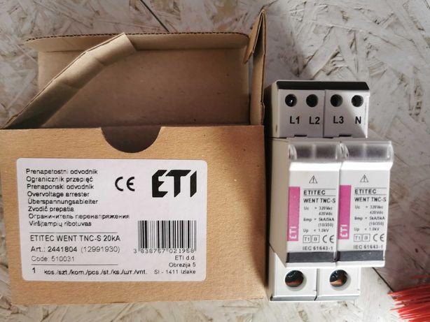 Ogranicznik przepięć ETI ETITEC