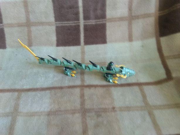 Лего Ниндзяго дракон, детская игрушка, игрушки для мальчиков и девочек
