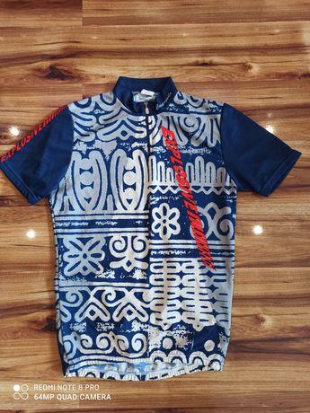 CAMPAGNOLA Koszulka kolarska na rower męska rozm.L. OKAZJA!!!