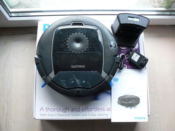 Nowy ROBOT ODKURZAJĄCY Philips SmartPro Active FC8810/01