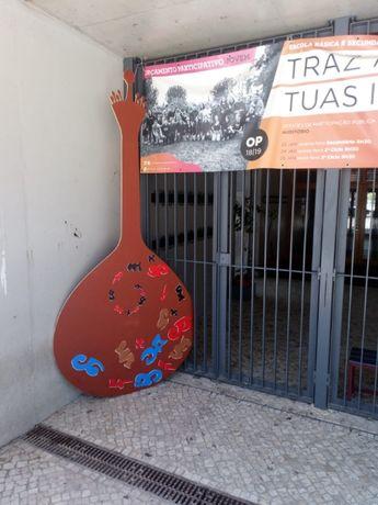 Guitarra Portuguesa Fado