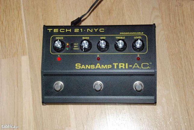 SansAmp TRI-AC Tech 21 NYC