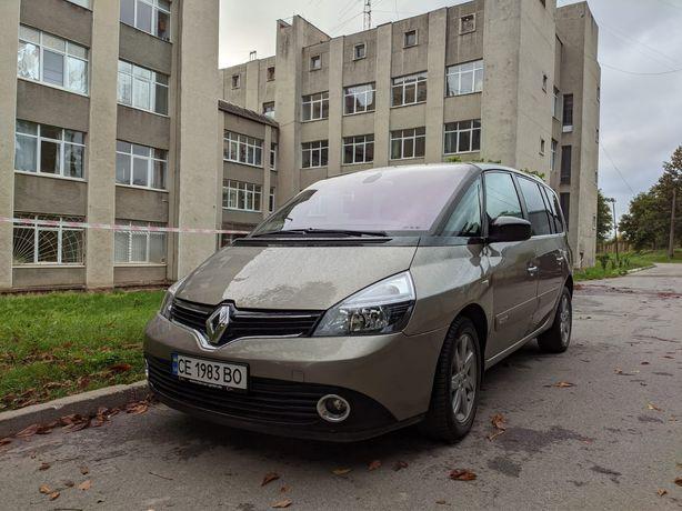 Renault Espace 2.0 DCI  7 місць