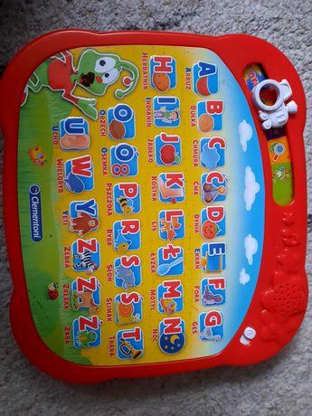 Edukacyjny komputer zabawka