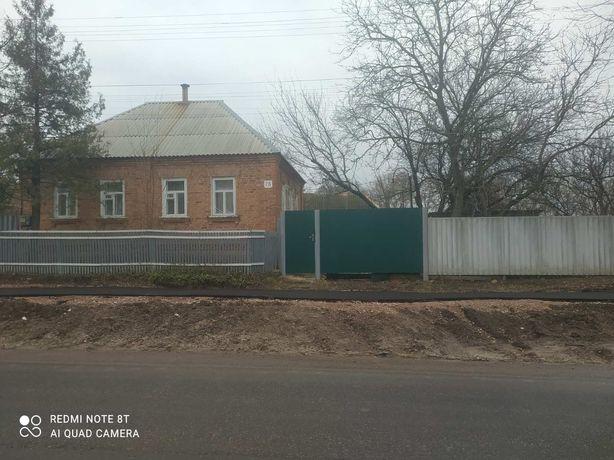 Продам газифікований будинок