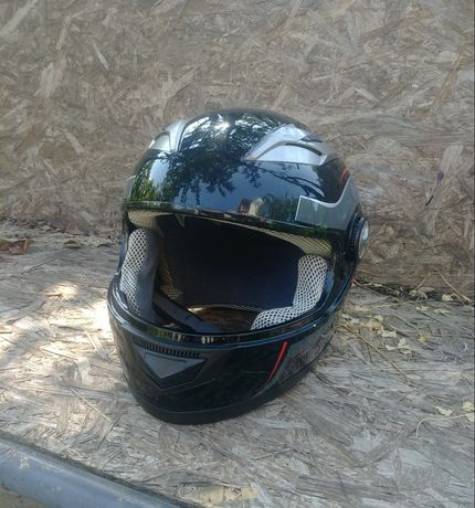 шлем целый для мотоцикла торг